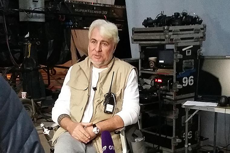 Сергей Саркисов, режиссер