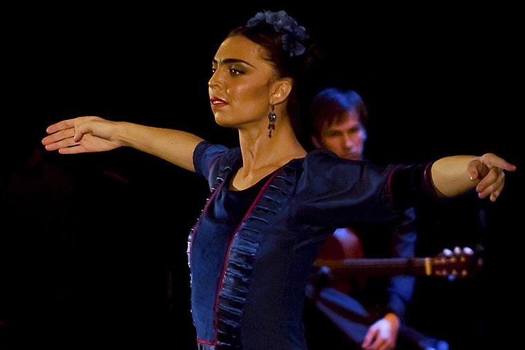 Фламенко-спектакль ФРИДА in
