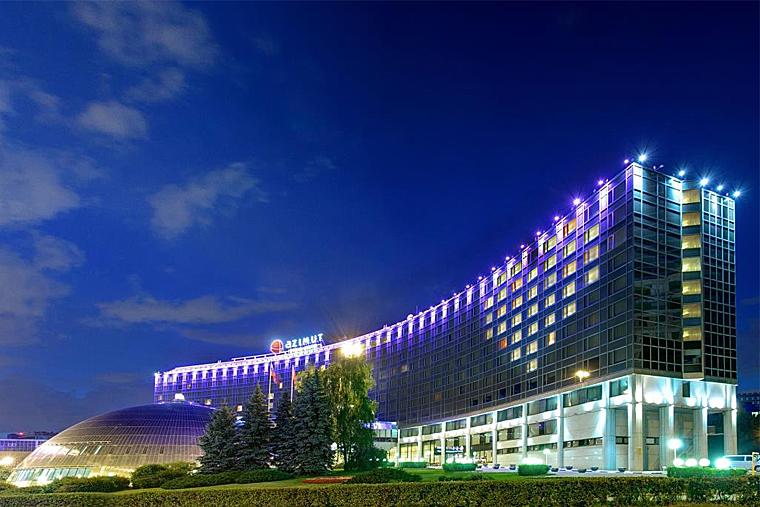 AZIMUT Hotels, день всех влюбленных