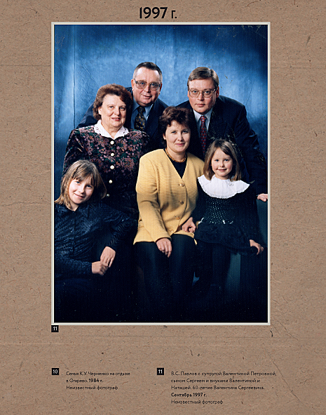 семейные фото, машина времени, фотопроект