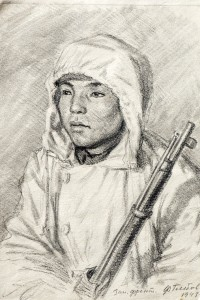 лисянский рисунок