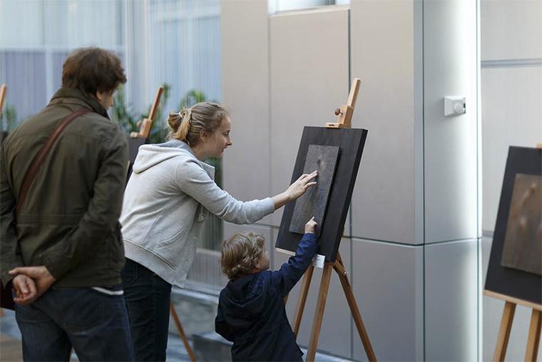 G8-Gallery, выставка Прикосновение, Борис Черствый
