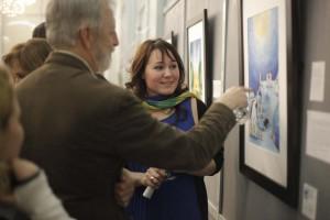 Наталья Бойченко, галерея G8
