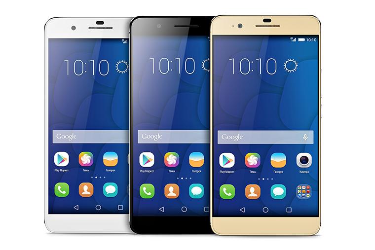 Huawei Honor 6 plus in