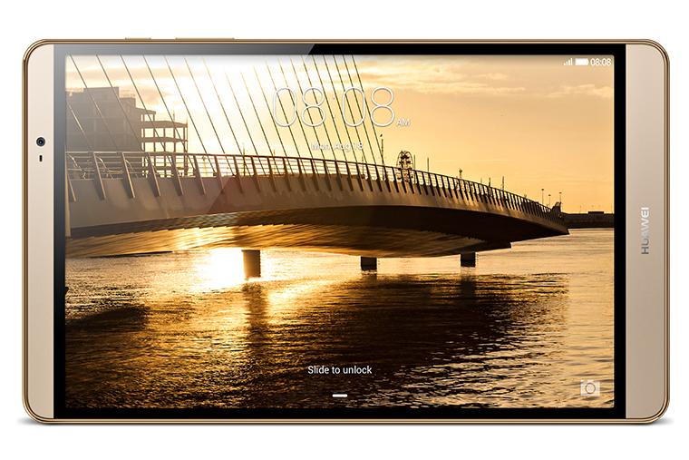 Новый планшет, MediaPad M2, Huawei, Harman
