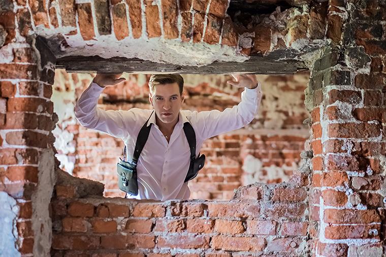 Илья Викторов, фото
