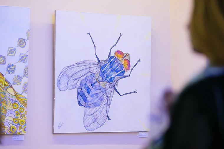 Ирина Терновская выставка in
