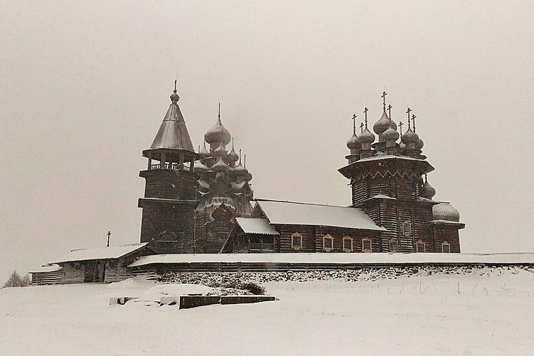 Основа музейного собрания «Кижи», ансамбль Кижского погоста