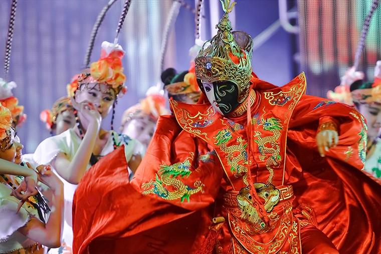 Китайский новый год in