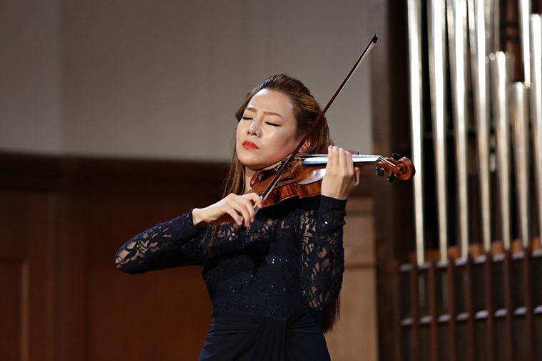 Клара-Джуми Кан. IV премия. Германия