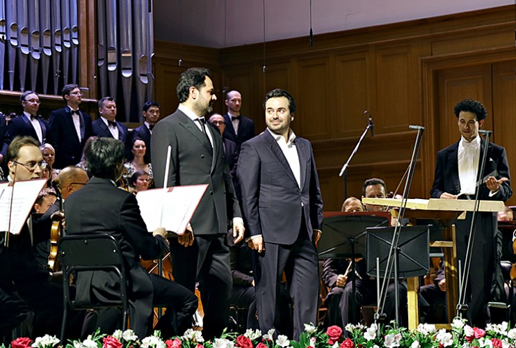 Концерт Абдразакова и Ладюка in1
