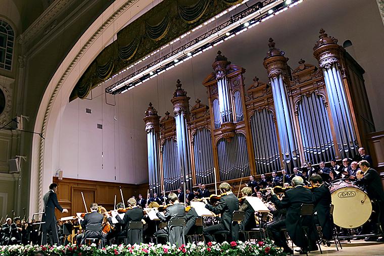 Концерт Абдразакова и Ладюка in2