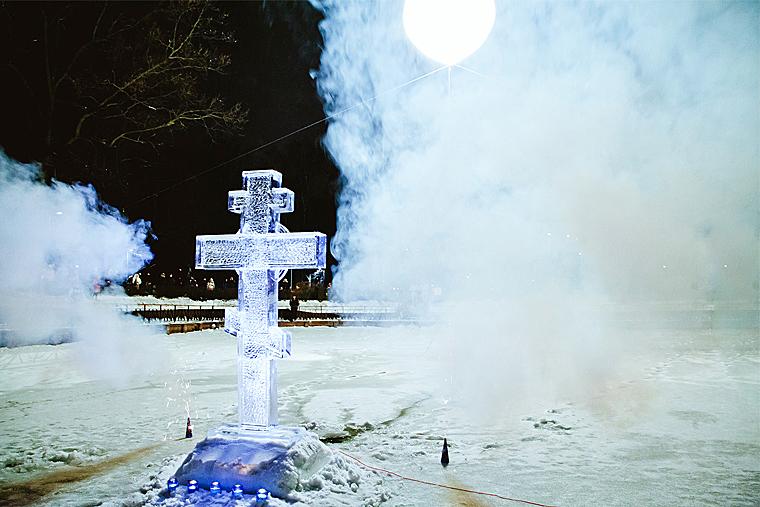 крещение, парки москвы, крещенские купания