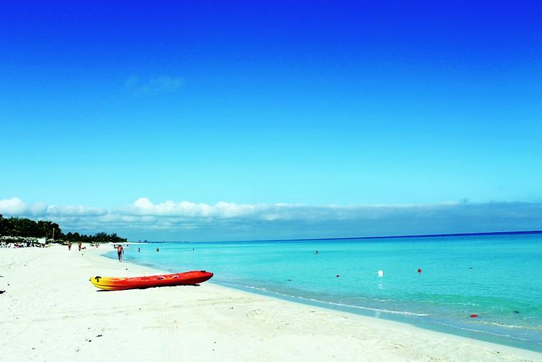 Куба остров свободы Кайо-Ларго  in1