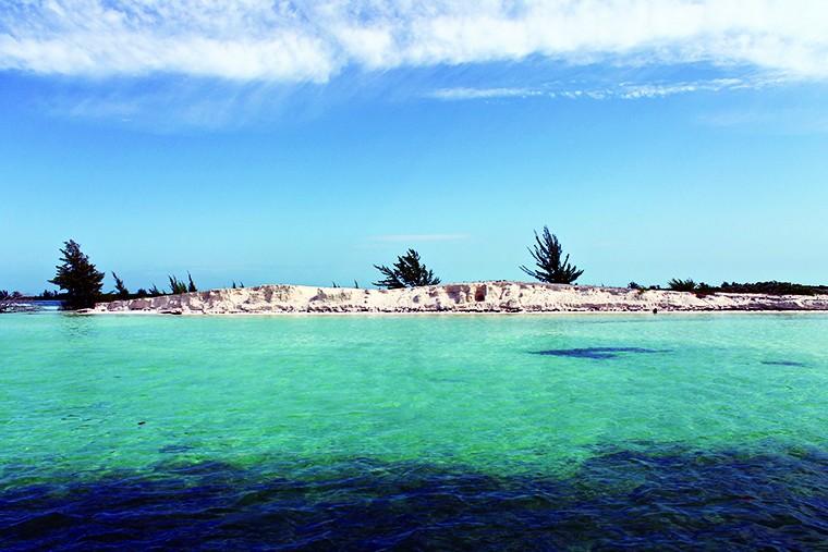 Куба остров свободы Кайо-Ларго  in2