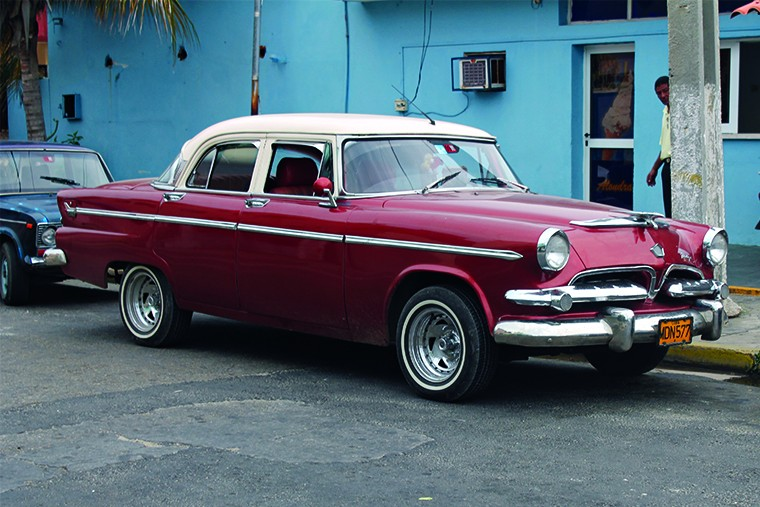 Куба остров свободы авто in1