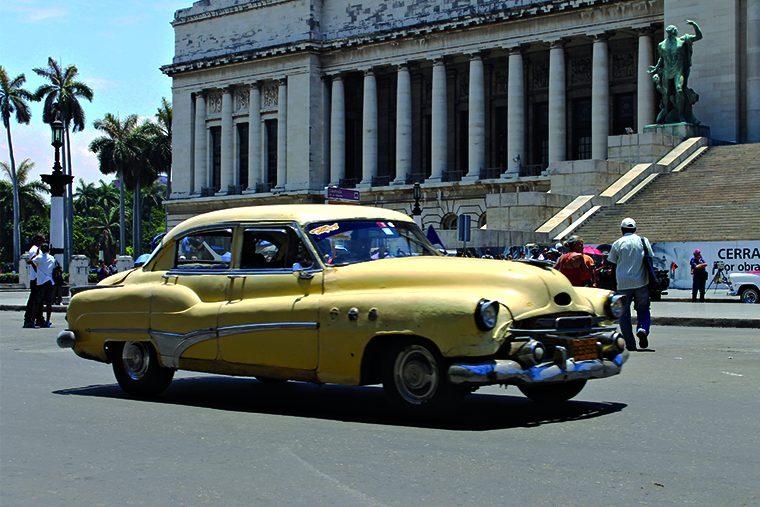 Куба остров свободы авто in3