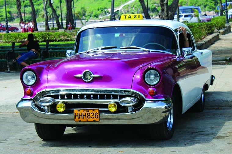 Куба остров свободы авто in5