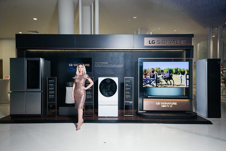 LG SIGNATURE FKSR AWARDS 2018 in