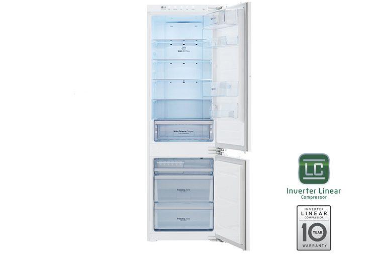 LG Studio встраиваемый холодильник in