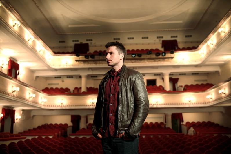 Сергей Лазарев о театре, о концертах и актерской работе