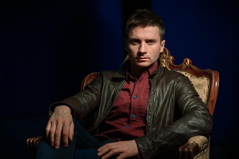 Сергей Лазарев дал интервью журналу ЭКЛЕКТИК