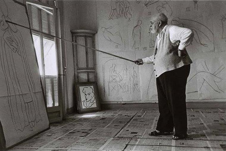 ARTSTORY, лекция, Анри Матисс
