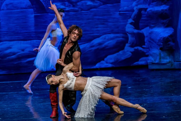 Летние балетные сезоны РАМТ Compagnia Nazionale in