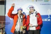 Лыжня 6250, Ольга Зайцева, Линия жизни