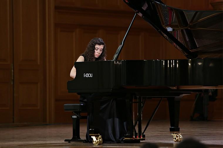 Мария Мазо (Германия)