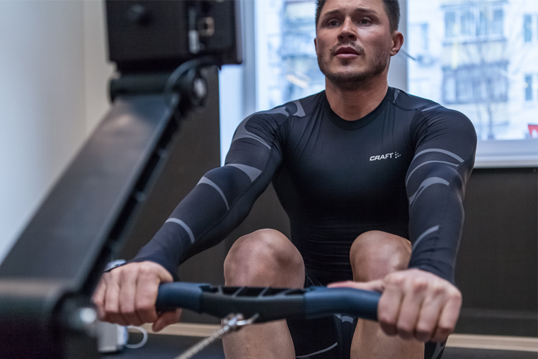 Петр Бешко, фитнес-директор Fit. Space