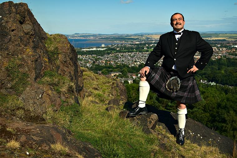 Шотландия: «В горах мое сердце, отныне я там...»