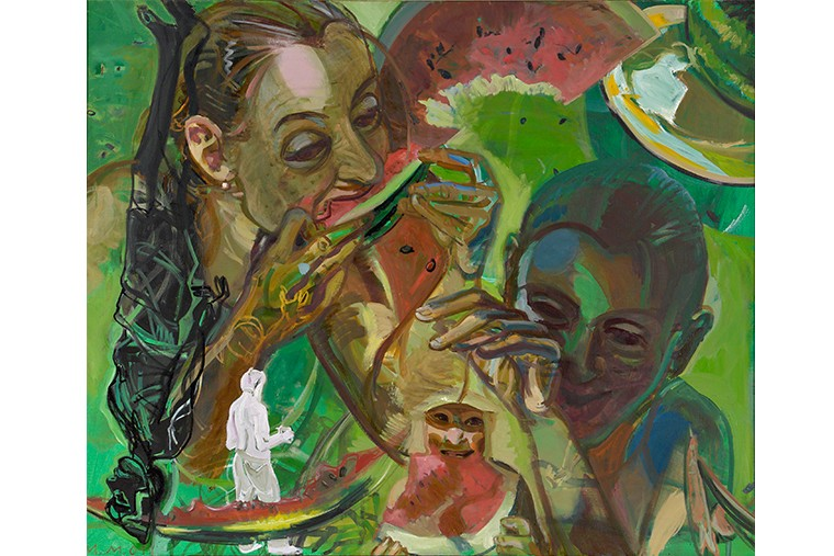 Мила Маркелова ArtStory in3