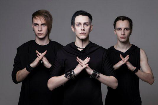 Молодые русские музыканты Asper X