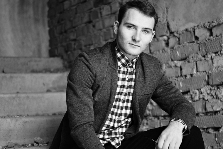 Молодые русские музыканты Максим Цымбалюк