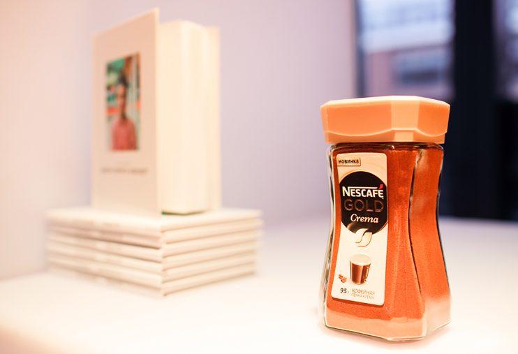 Nescafe Gold Crema поэтический баттл in