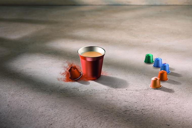 Nespresso, новый бленд, Envivo Lungo