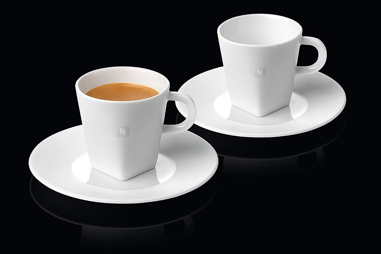 Nespresso Pure Collection in2