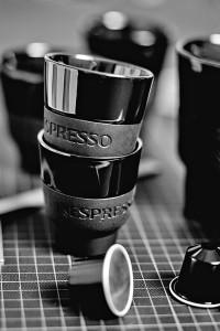 Nespresso Touch Collection in3