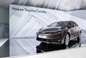 Toyota Corolla, новая тойота, автомобиль, премьера