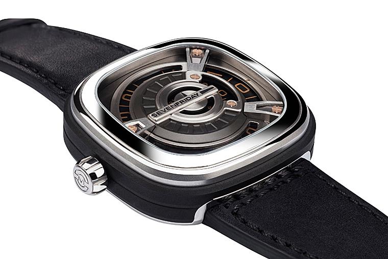 Sevenfriday, новые часы, новинки техники