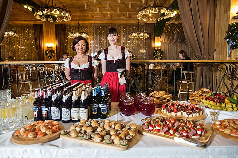 новый ресторан, Bavaria Wald Dorf, ресторан бавария, Роман соболев