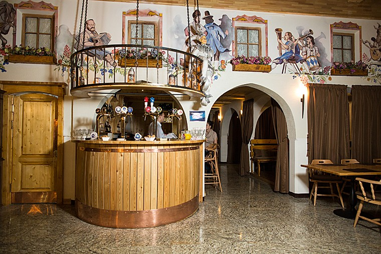 Новый ресторан Bavaria in1