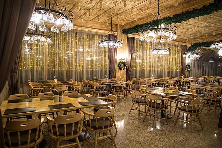 Новый ресторан Bavaria in2