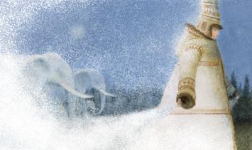 Олейников Зимняя сказка