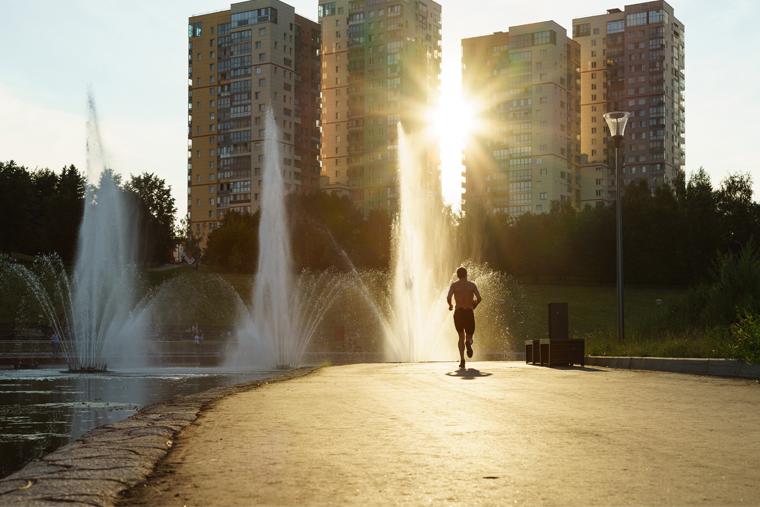 Олимпийский парк in