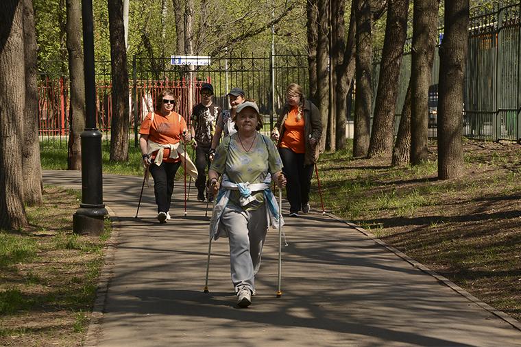 Отдых в парках Москвы Бабушкинский in