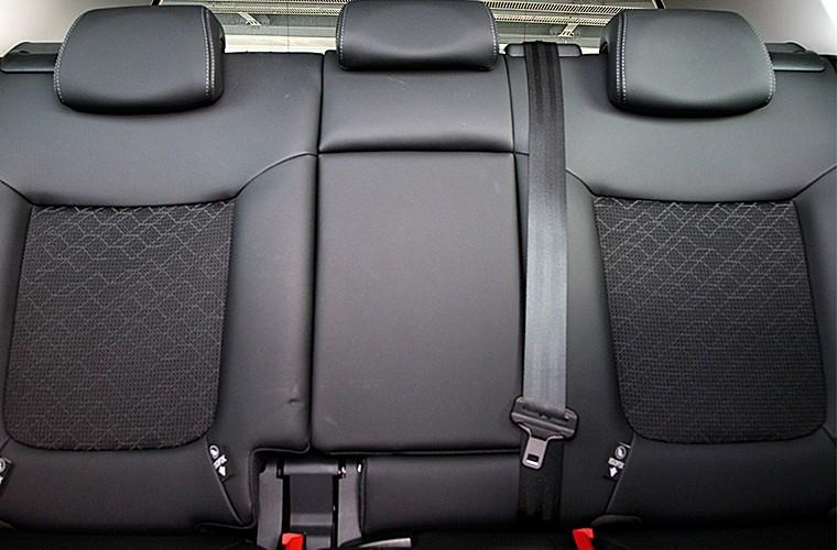 Средний пассажир не будет чувствовать себя ущемленным