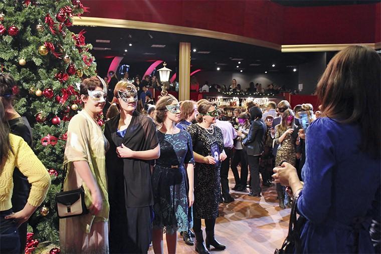 Призрак оперы новогодний бал in6