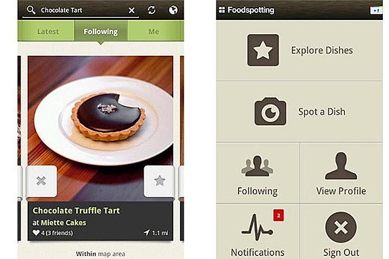приложения для смартфона, приложения для путешествий, смартфон, Foodspotting, Honor 7, Pixlr, CouchSurfing, CamScanner
